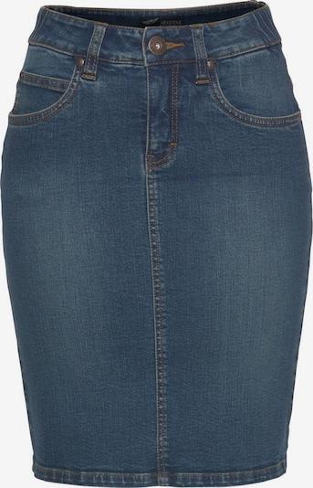 ARIZONA Jeansrock 'Svenja' in blau, Produktansicht
