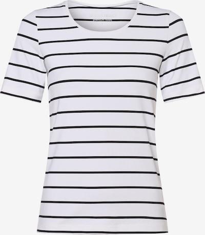 apriori T-Shirt ' ' in schwarz / weiß, Produktansicht