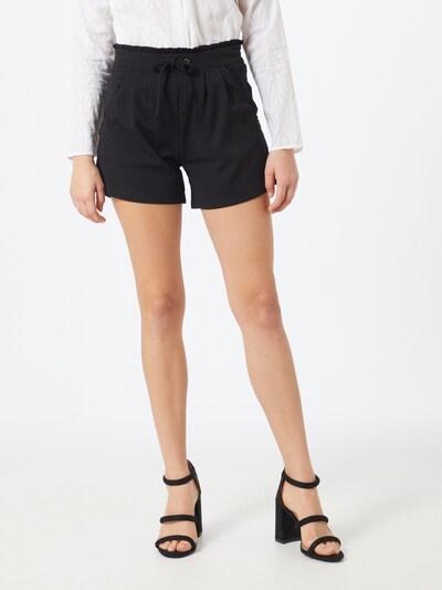 JACQUELINE de YONG Pantalon à pince 'NEW CATIA' en noir, Vue avec modèle