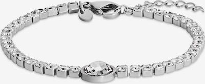 FAVS Armband in silber / transparent, Produktansicht