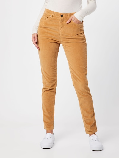 UNITED COLORS OF BENETTON Pantalon en beige, Vue avec modèle