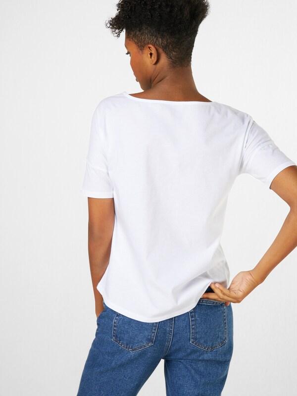 monari Shirt mit Glitzereffekt