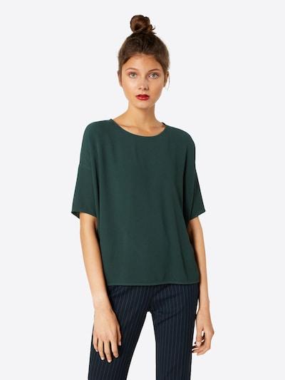 Samsoe Samsoe Bluse 'MAINS' in grün, Modelansicht