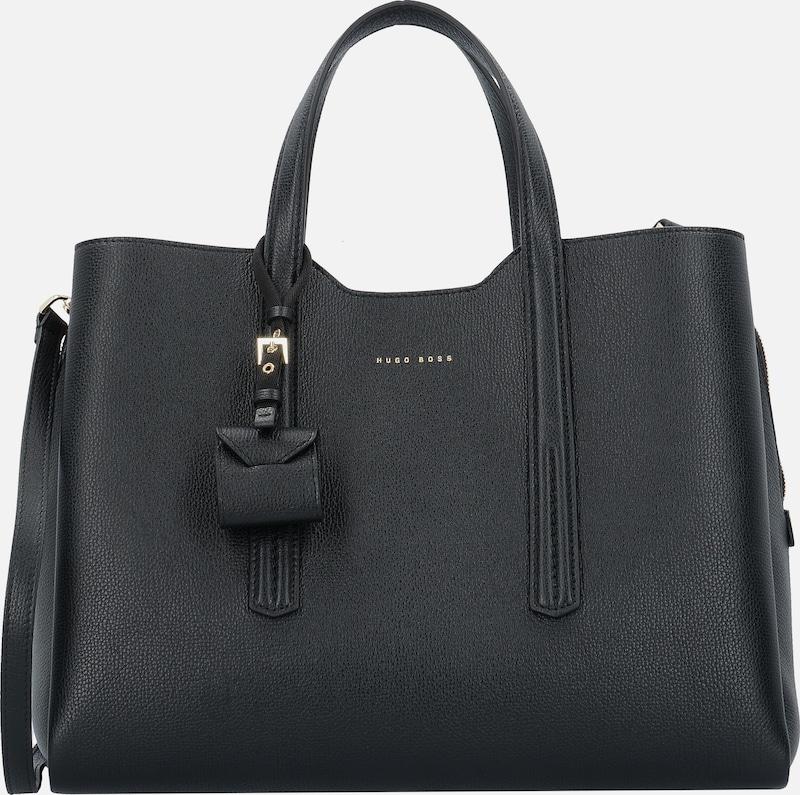 BOSS Business Taylor Handtasche Leder 36 cm
