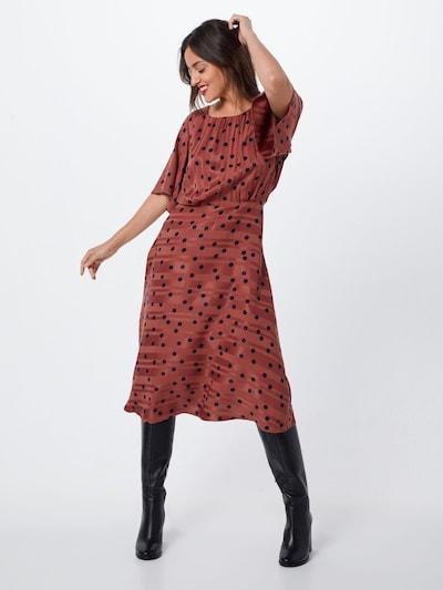 NÜMPH Obleka 'Numeena' | roza barva: Frontalni pogled
