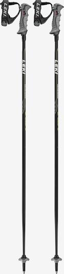 LEKI Alpinskistock 'Speed S' in grau / hellgrün / schwarz / weiß, Produktansicht