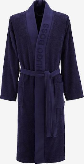 BOSS Home Kimono 'PLAIN' in blau / navy, Produktansicht
