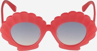 Stella McCartney Zonnebril in de kleur Rood, Productweergave