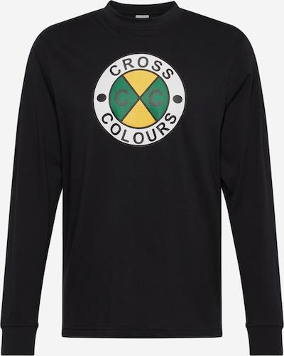 CROSS COLOURS Sweatshirt in schwarz, Produktansicht