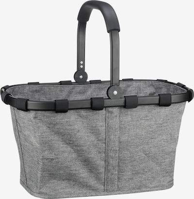 REISENTHEL Einkaufstasche ' carrybag frame twist ' in grau, Produktansicht