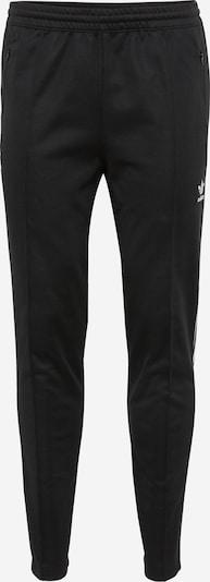 ADIDAS ORIGINALS Kalhoty - černá / bílá, Produkt