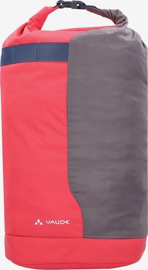 VAUDE Rucksack 38 cm 'Tecogo' in enzian / tanne / rot, Produktansicht