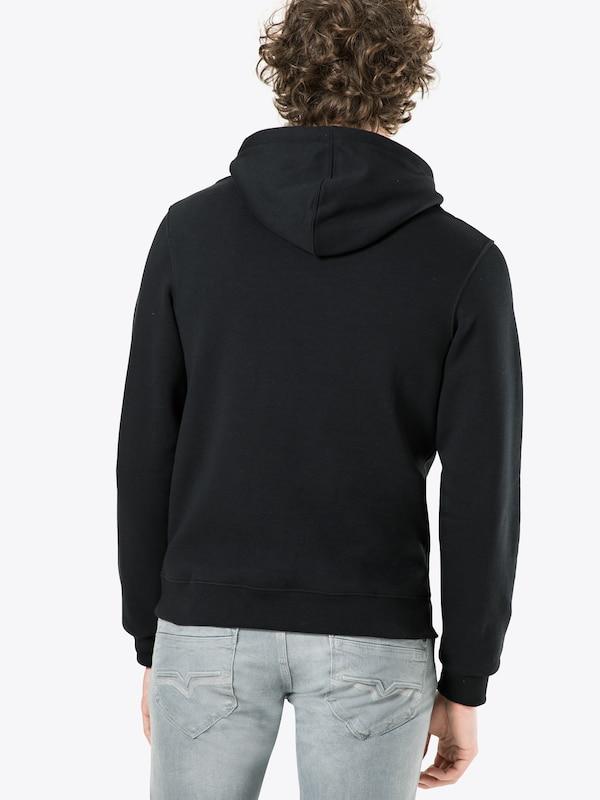 En Iriedaily Sweat shirt Noir 'mini Hoody' Flag j3qLc54AR