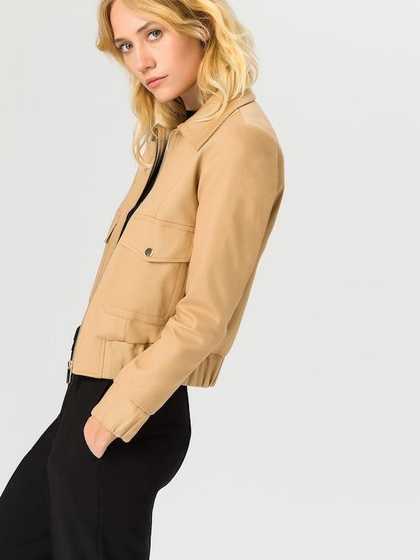 IVY & OAK Cropped Jacket