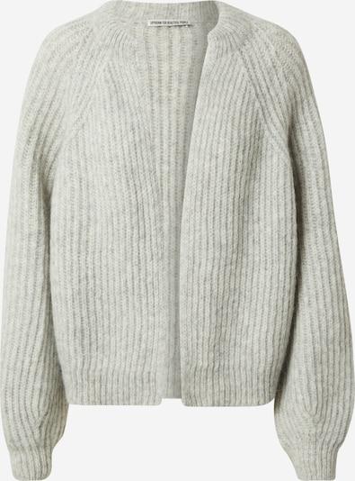 DRYKORN Gebreid vest 'BATOU' in de kleur Grijs, Productweergave