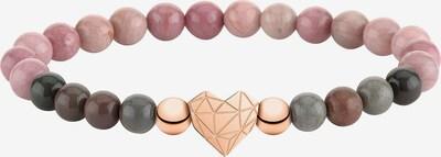 Liebeskind Berlin Damen-Armband Edelstahl in rosé, Produktansicht