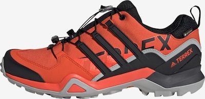 ADIDAS PERFORMANCE Wanderschuhe 'Terrex Swift R2 GTX' in grau / orange / schwarz, Produktansicht