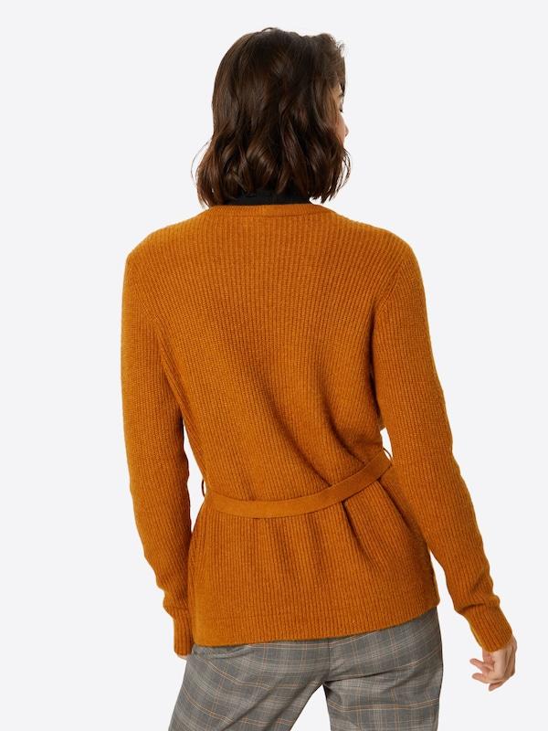 Orange Orange Cardigan Cardigan Vila Cardigan Vila Vila Hzw81W