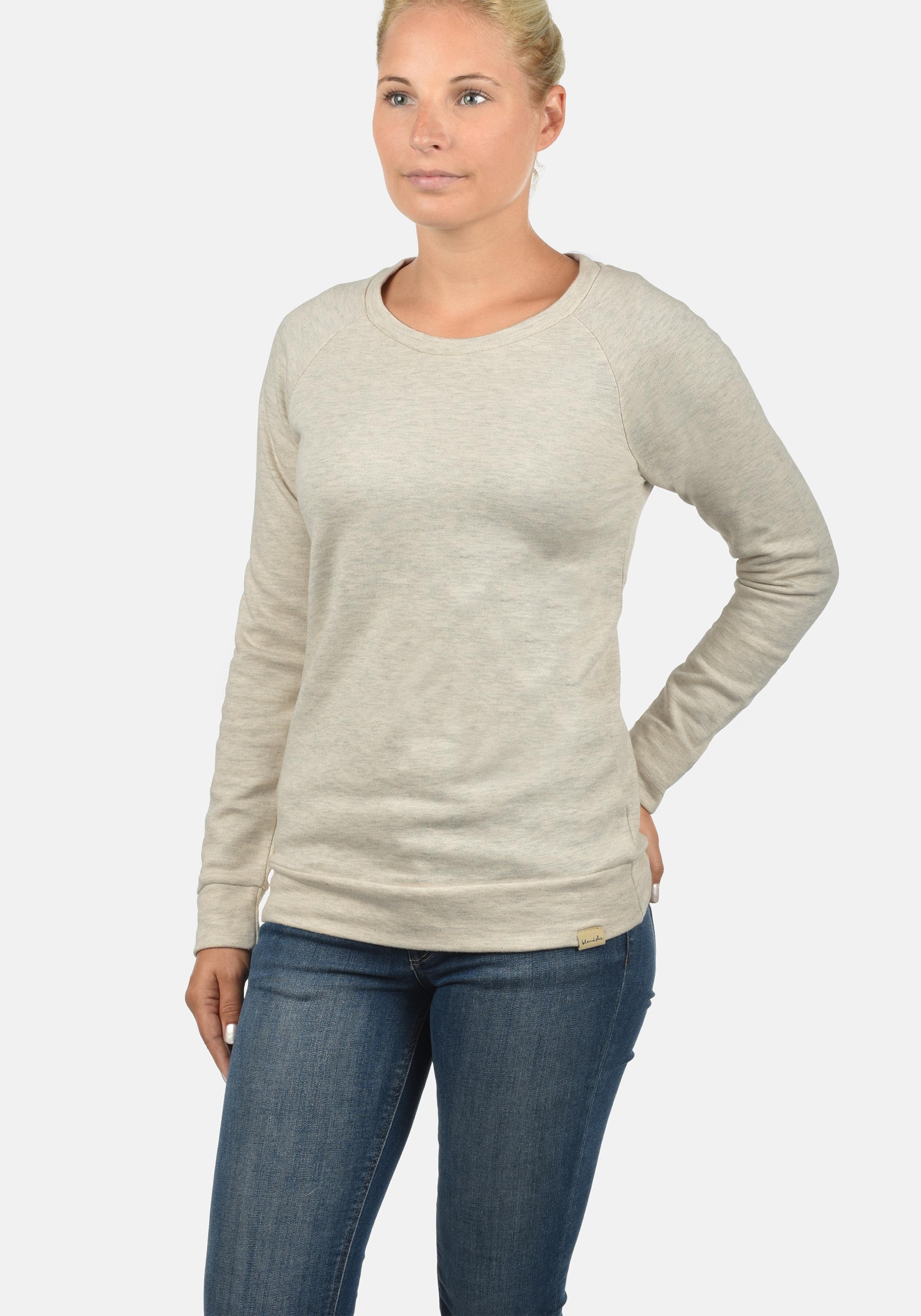 'kim' She Sweatshirt Beige Blend In wOTiPZukX