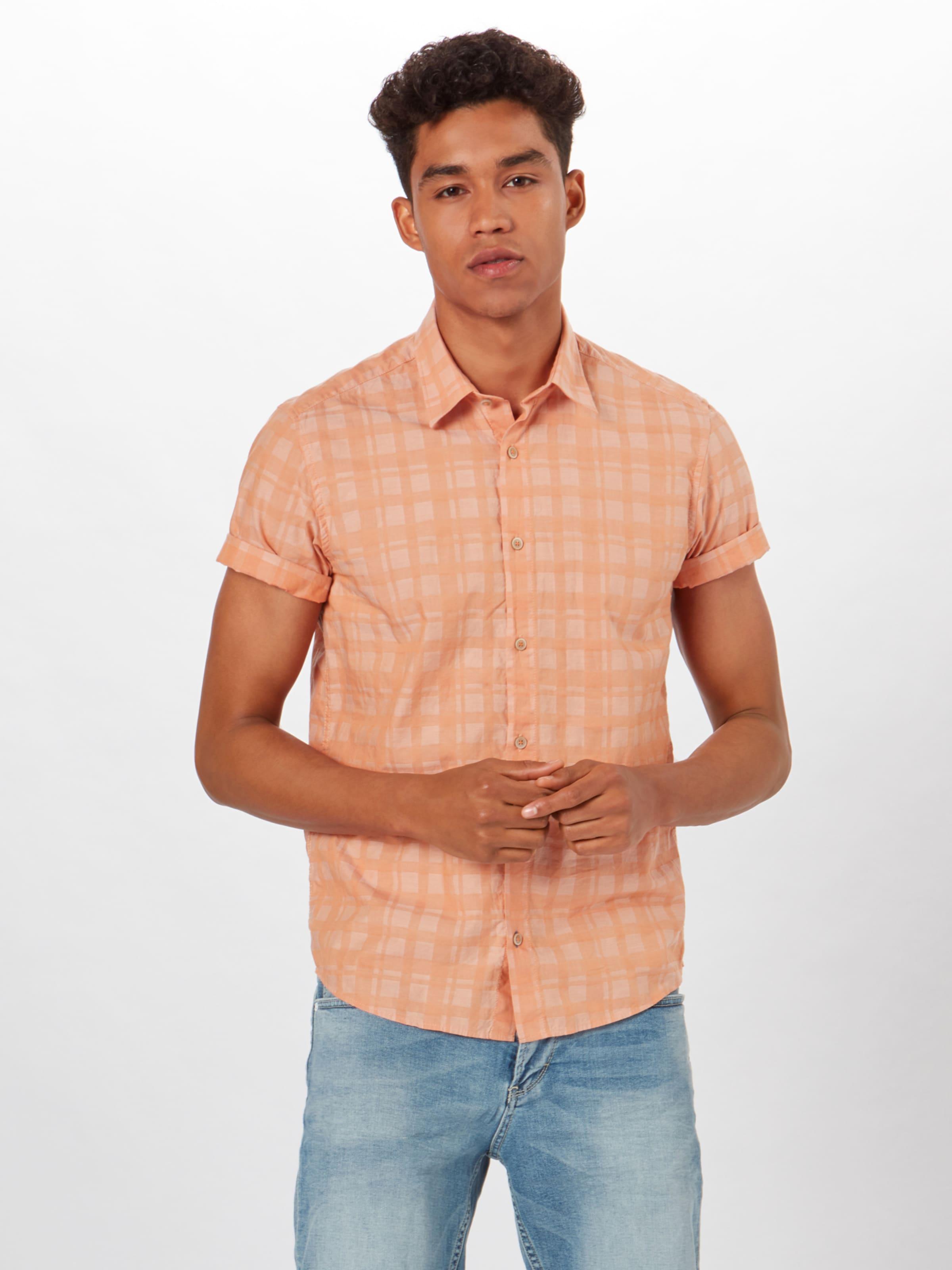 Label Red Orange Hemd In oliver S c3lJT1FK