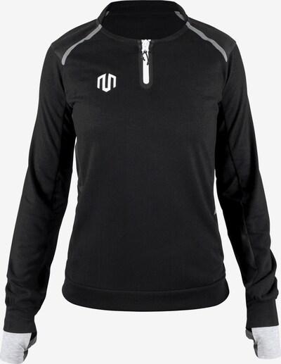 MOROTAI Pullover in schwarz / weiß, Produktansicht