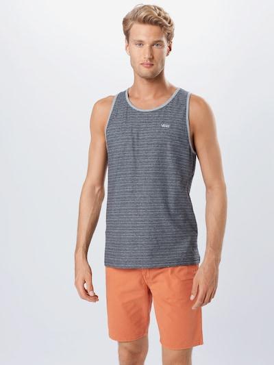 VANS Shirt in de kleur Grijs, Modelweergave