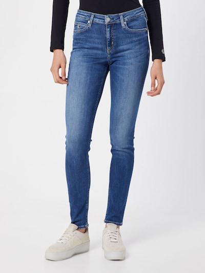 Calvin Klein Jeans in blue denim, Modelansicht