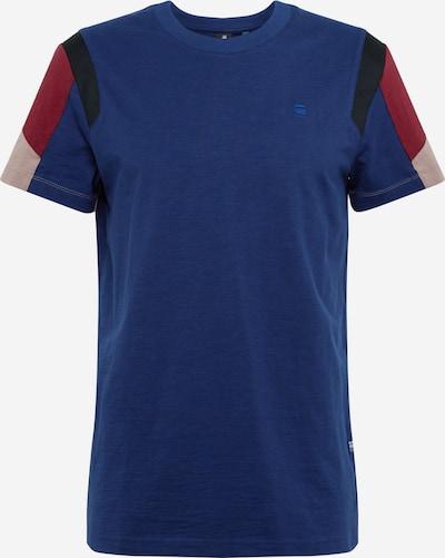 G-Star RAW T- Shirt in dunkelblau, Produktansicht