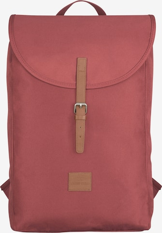 Johnny Urban Backpack 'Liam' in Red