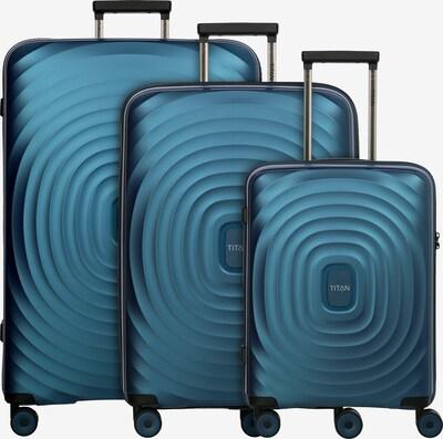 TITAN Kofferset in pastellblau, Produktansicht
