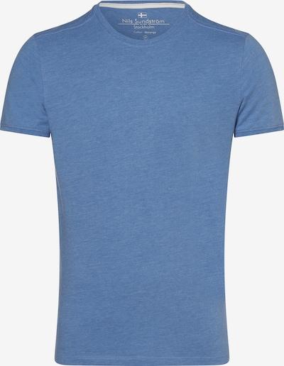 Nils Sundström T-Shirt ' ' in cyanblau, Produktansicht