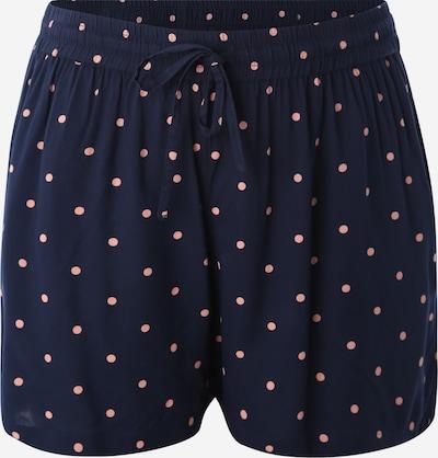 Junarose Chino kalhoty 'Maika' - námořnická modř / bílá, Produkt