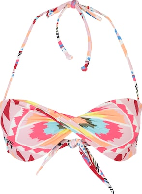 BILLABONG Bandeau-Bikini Oberteil 'Tribe Time Tropic'