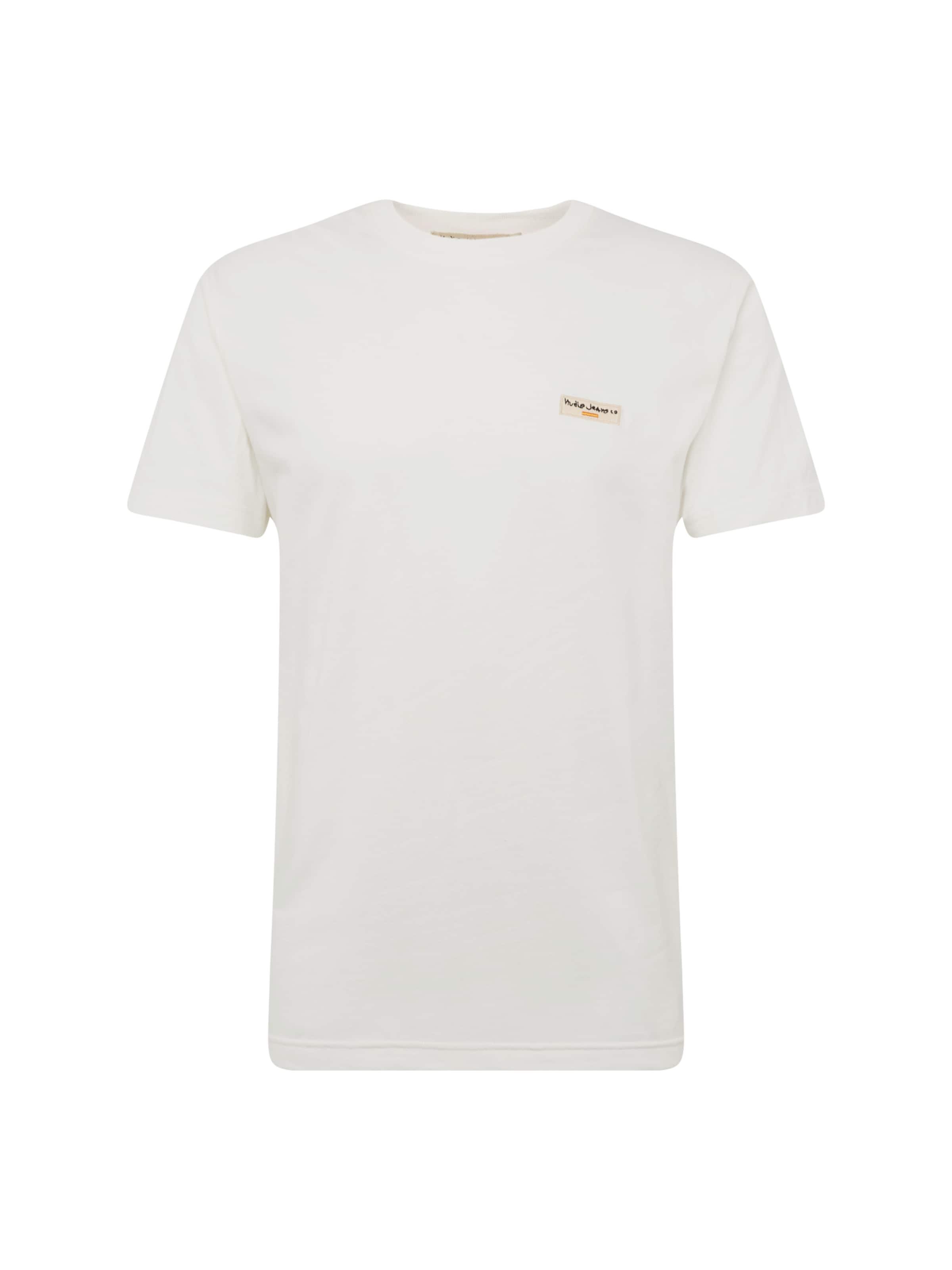 Blanc Jeans 'daniel shirt Cassé En Co Nudie T Logo' 8OPnwk0