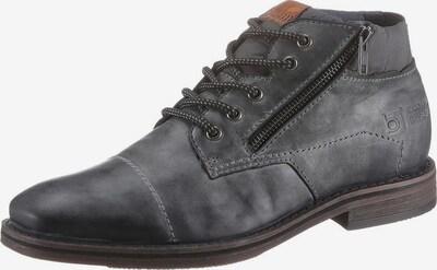 bugatti Sneaker in schwarz, Produktansicht