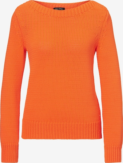Marc O'Polo Pullover in orange, Produktansicht