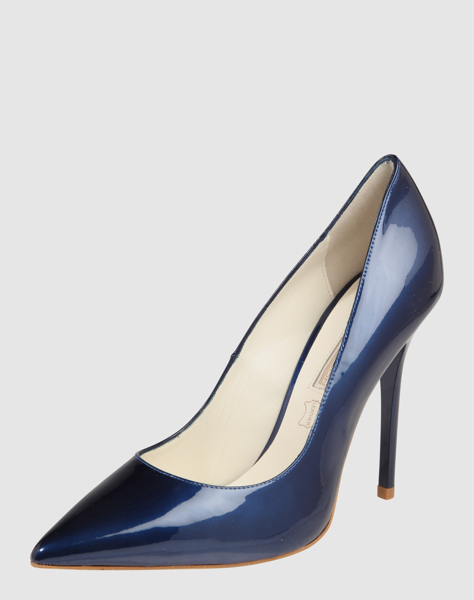 buffalo high heel pumps in blau about you. Black Bedroom Furniture Sets. Home Design Ideas