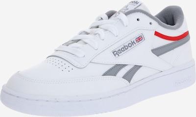 REEBOK Sneaker in grau / rot / weiß, Produktansicht