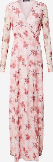 Rut & Circle Haljina 'Hanna' u bež / roza / prljavo roza / crna melange, Pregled proizvoda