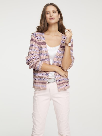 heine Kardigan w kolorze mieszane kolory / pudrowym, Podgląd na modelu(-ce)