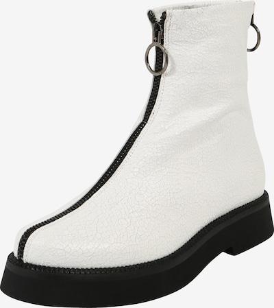 MJUS Stiefel in schwarz / weiß, Produktansicht