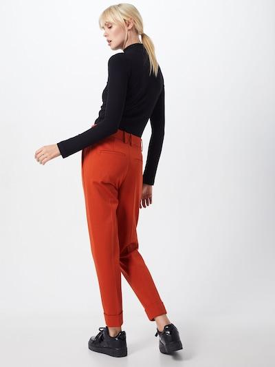 Chino stiliaus kelnės 'EMOM' iš DRYKORN , spalva - oranžinė: Vaizdas iš galinės pusės