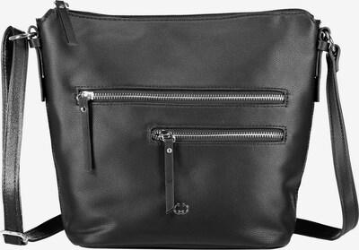 GERRY WEBER Schultertasche in schwarz, Produktansicht