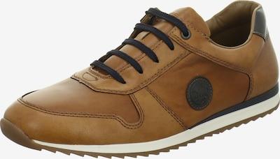 RIEKER Sneaker in braun / schwarz, Produktansicht