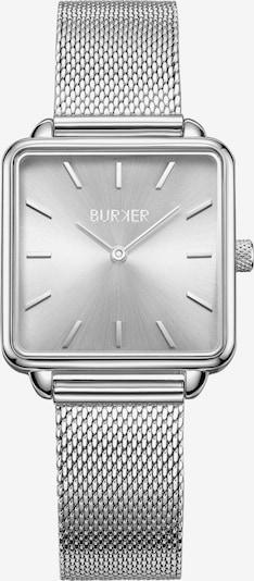 BURKER Watches Analoog horloge 'Chloe Silver' in de kleur Zilver, Productweergave