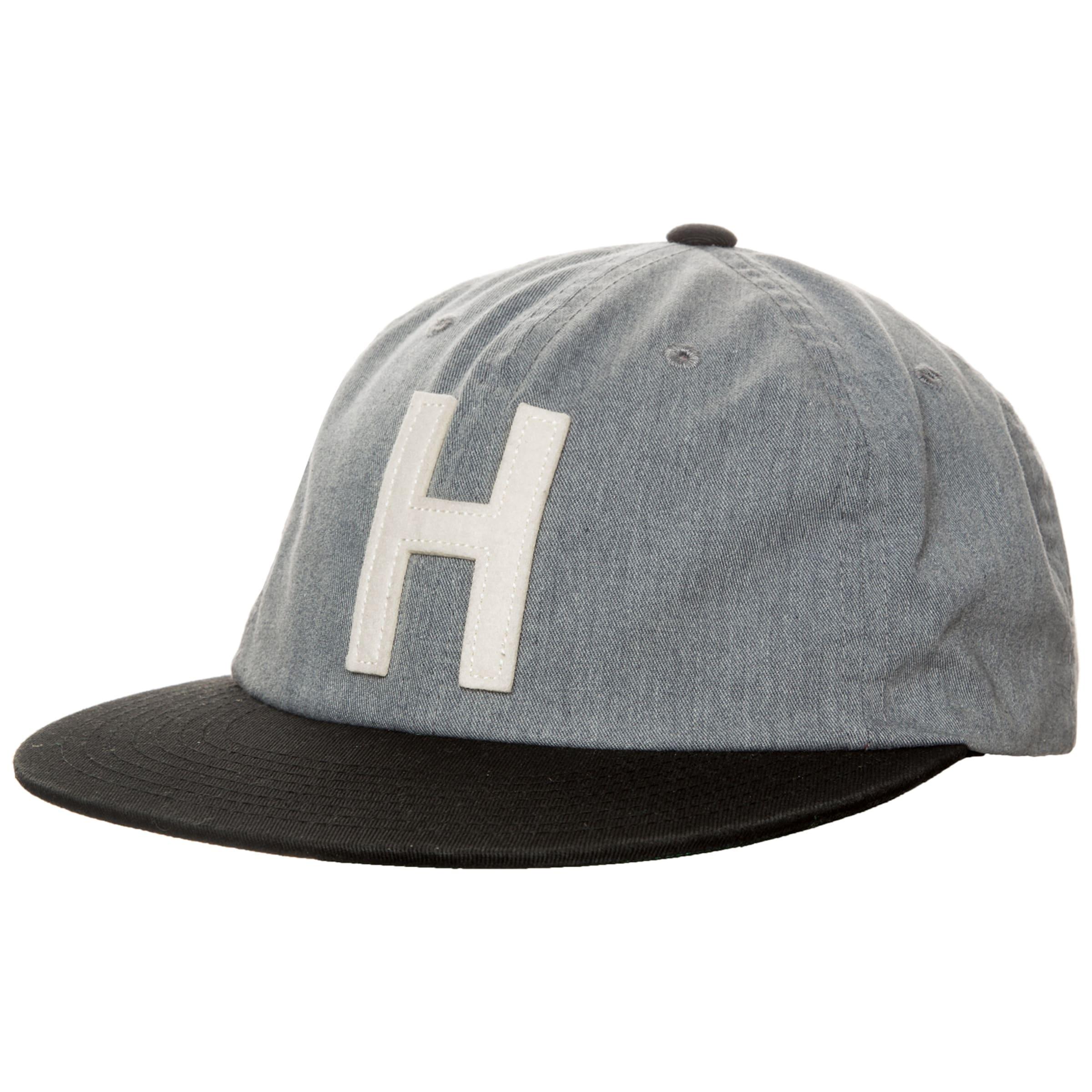 NachtblauRot Cap 'harwood Strapback' Weiß Herschel In H29EID