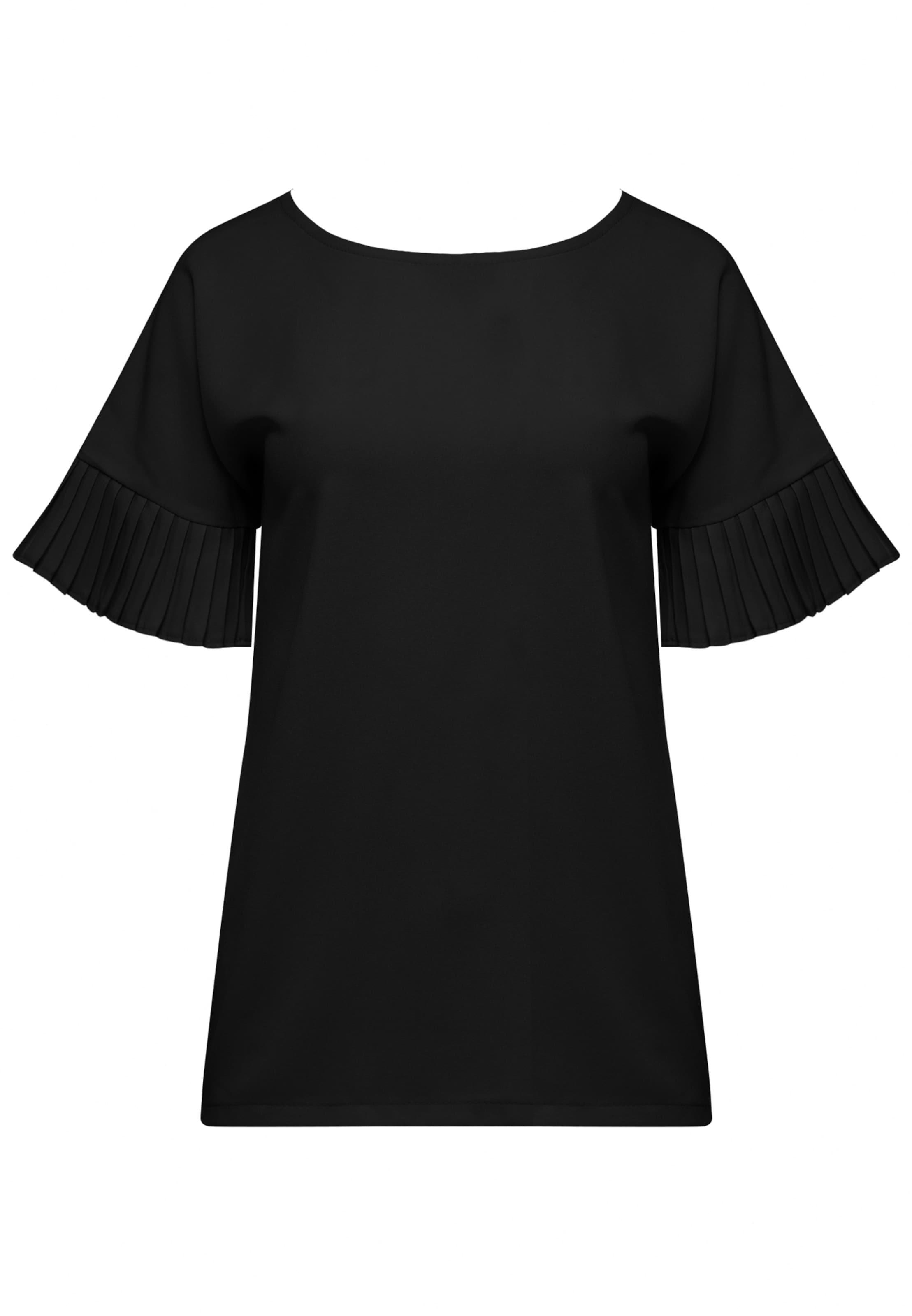 Usha Label Bluse Black In Schwarz UVqjMLSzpG