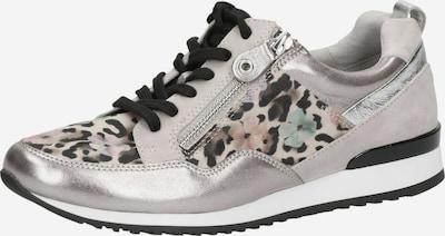 CAPRICE Sneaker in grau / silber, Produktansicht