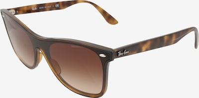 Ray-Ban Sonnenbrille 'BLAZE WAYFARER' in braun, Produktansicht