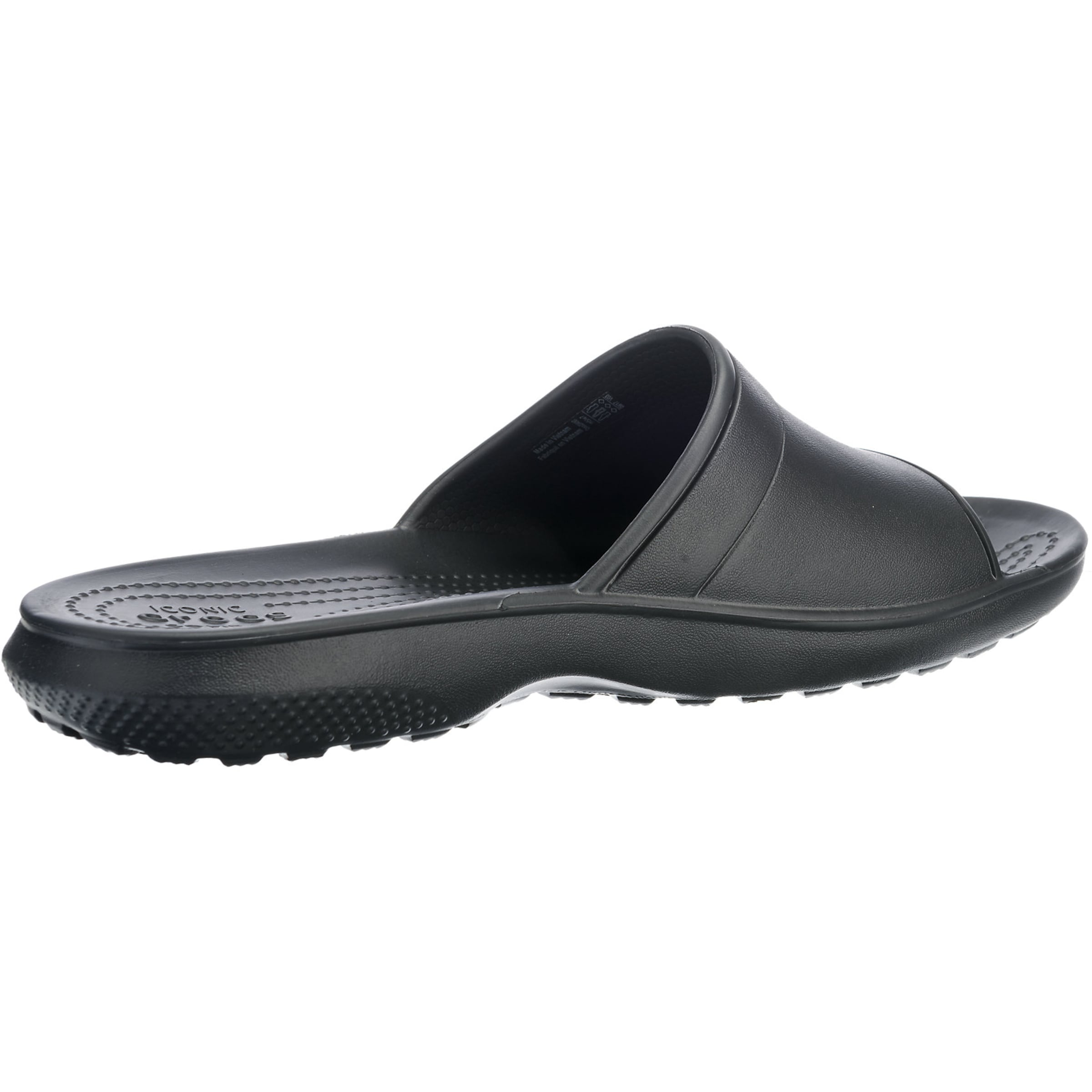 Crocs Komfort-Pantoletten 'Classic Slide' Rabatt Echt 0dgLyiuskf
